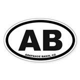 Arapahoe Basin Decal