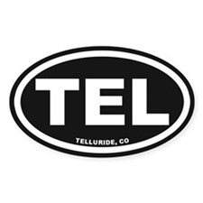 Telluride Colorado Decal