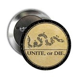 "Unite or Die 2.25"" Button (10 pack)"