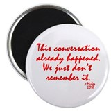 Lost Quote 2.25&quot; Magnet (10 pack)