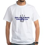 """End Child Rape"" Men's T"