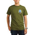 PA Freemasons Organic Men's T-Shirt (dark)