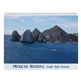 Mexican Riviera Wall Calendar