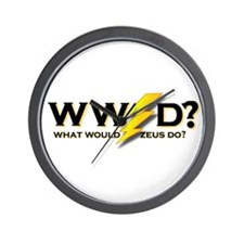 WW Zeus D ? Wall Clock