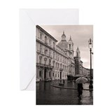Cute Navona Greeting Card