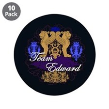 "Team Edward 3.5"" Button (10 pack)"