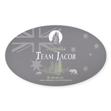 Team Jacob Australia AUS Decal