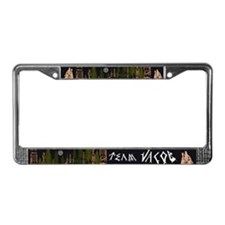 Team Jacob Native License Plate Frame