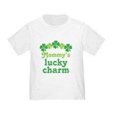 Irish Mommy's Lucky Charm T