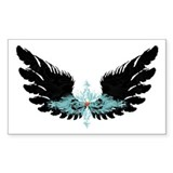 Michael's Wings Decal