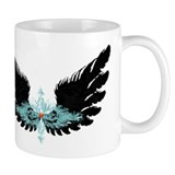 Michael's Wings Small Mug