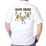 Math Rocks Golf Shirt