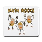 Math Rocks Mousepad