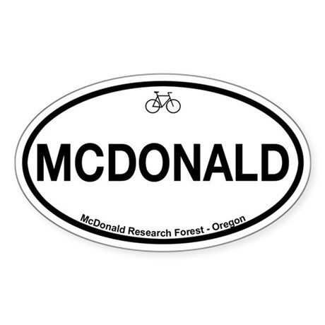 McDonald Research Forest