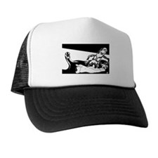 Steely Dan and the Protoplasm Man Fight Hat