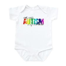 My Niece My Hero - Autism Infant Bodysuit