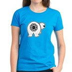 Dharma Bear Women's Dark T-Shirt