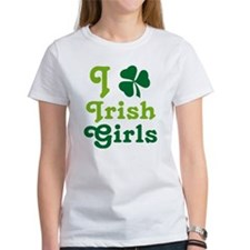 I Love Irish Girls Tee