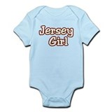 jersey shore girls Infant Bodysuit