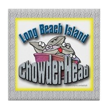 LBI Chowderhead... Tile Coaster