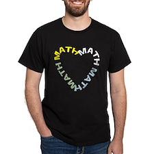 Math Heart T-Shirt