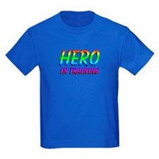 Kid Hero Dark T-Shirt
