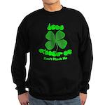 Don't Pinch Me CC Sweatshirt (dark)