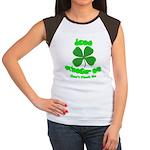 Don't Pinch Me CC Women's Cap Sleeve T-Shirt