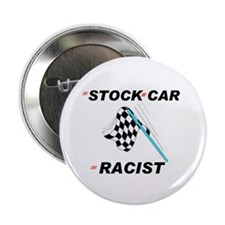 "RACE TRACKER 2.25"" Button"