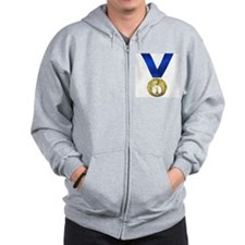 First Place Zip Hoodie