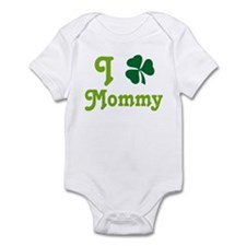 I Shamrock Mommy Onesie