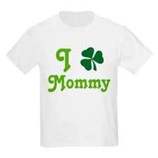 I Shamrock Mommy T-Shirt