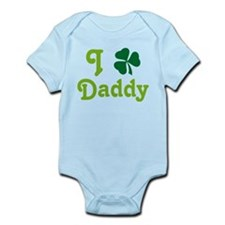 I Shamrock Daddy Infant Bodysuit