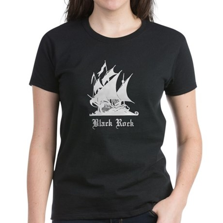 LOST Black Rock Women's Dark T-Shirt