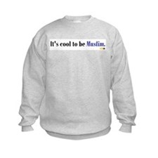 "MBM ""It's cool to be Muslim."" Sweatshirt"