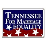Tennessee for Marriage Equality Banner