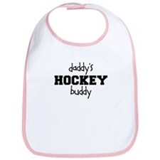 Daddy's Hockey Buddy Bib