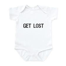 Get LOST Infant Bodysuit