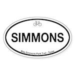 Mae Simmons Park Trail