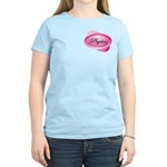 Pink Physics Pocket Area Women's Light T-Shirt