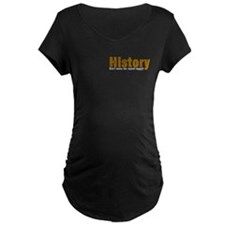 Repeat History Pocket Image T-Shirt
