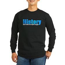 Blue Repeat History T
