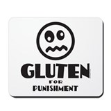 Gluten For Punishment POS Mousepad