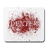 Cute Dexter Mousepad