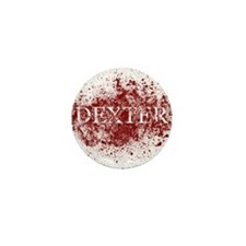 Cute Dexter Mini Button