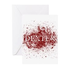 Unique Dexter Greeting Cards (Pk of 10)