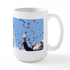Thunderbirds Over Academy Mug