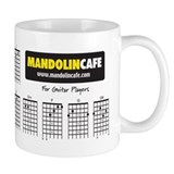 Guitar Chords Coffee Small Mugs
