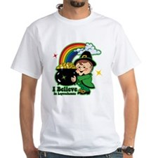 Believe In Leprechauns Shirt