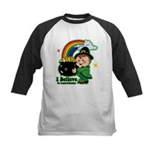 Believe In Leprechauns Tee
